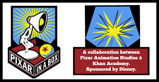 Pixar – The Art of Storytelling with Khan Academy – sponsored by Disney