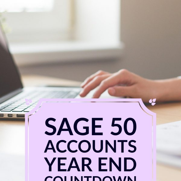 Sage 50 Accounting Year End Countdown – Training Workshop