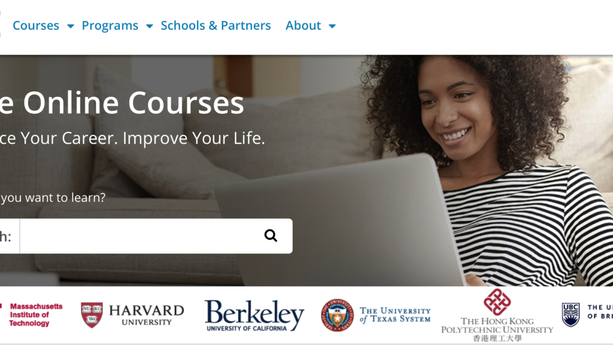 DX BANNER OVER 1700 FREE ONLINE COURSES BY UNIVERSITIES SUCH AS HARVARD AND MIT LISTED ON TRAININGMATCHMAKER.COM