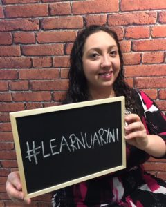 Training Matchmaker Christine Watson launches Learning Challenge #LearnuaryNI