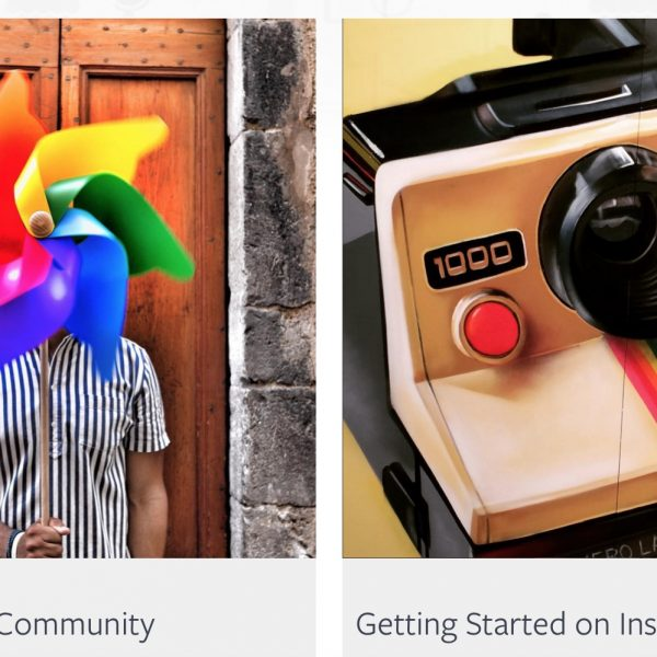 Learn Instagram with Instagram – Free E-Learning Course