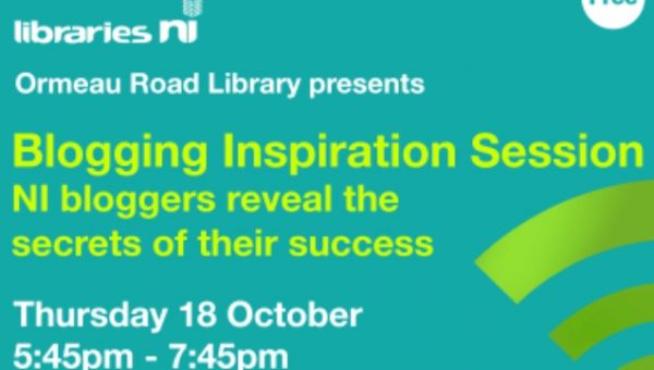 Blogging Inspiration Session