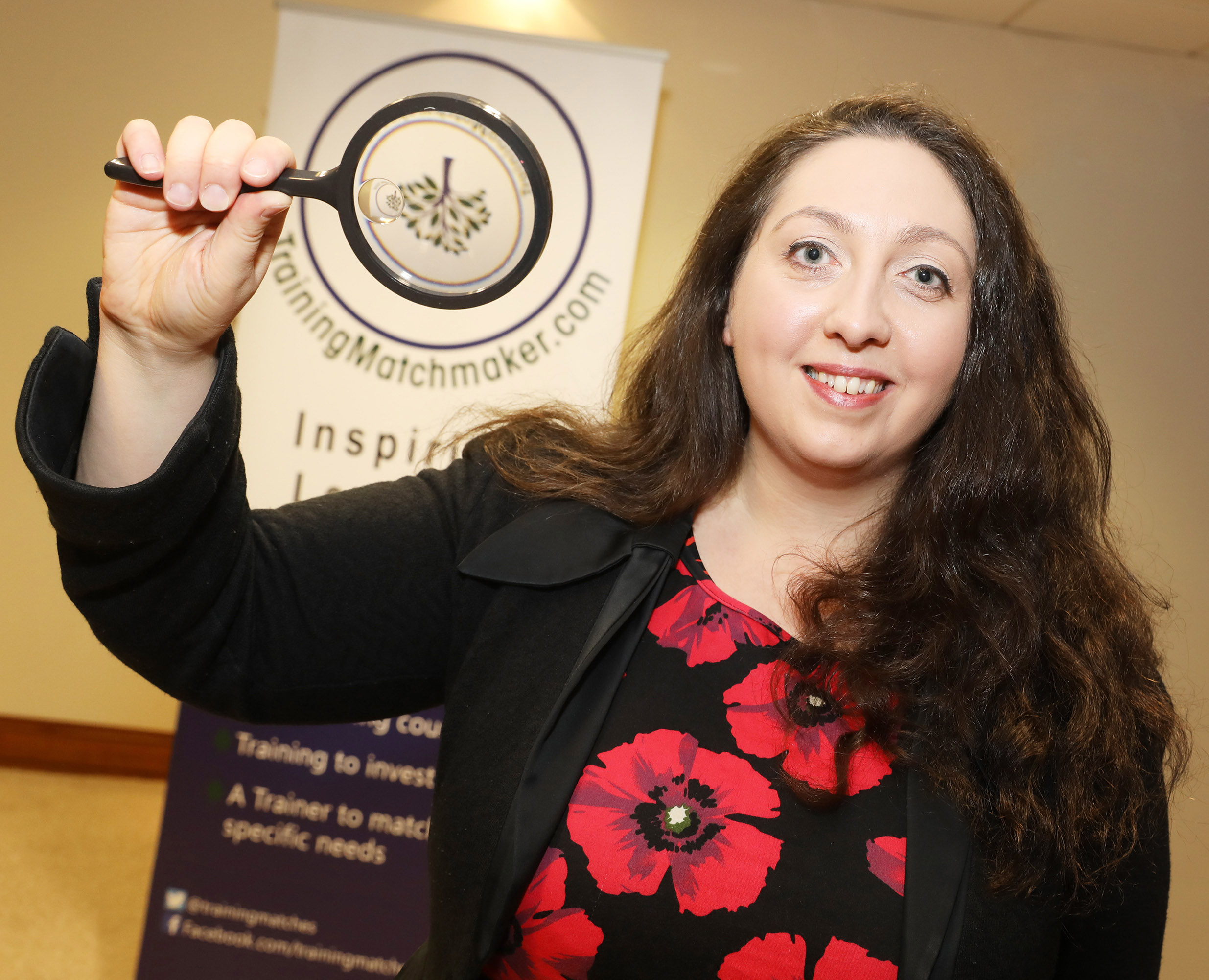 Christine Watson from TrainingMatchmaker.com launches the 2019 LearnuaryNI campaign