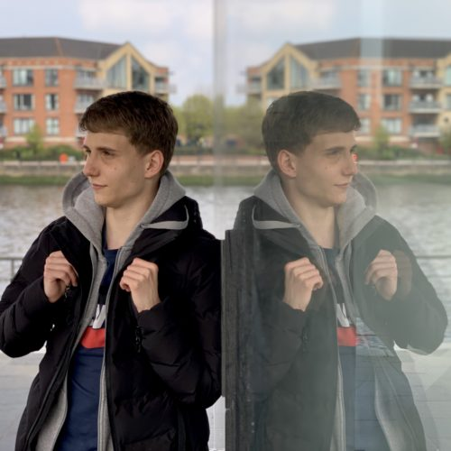 Today At Apple Photography Class Erasmus Trainee Michael in Belfast