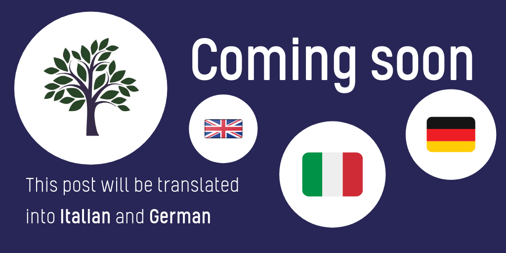 Translations Into Italian: Learning Plan Of Erasmus Trainee From Italy