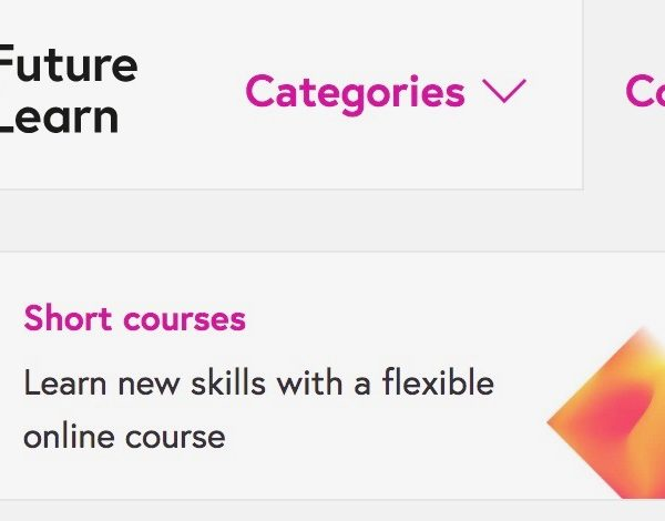 Future Learn – Free Short Online Courses by Open University and University Partners