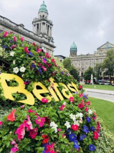 Belfast City hall in Northern Ireland picture of Asya Giacalone