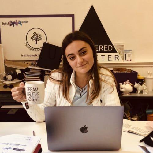 Photo of Erasmus Trainee from Italy Asya