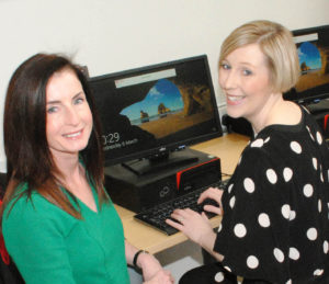 Get Blogging NI Libraries NI with speaker Michelle Connolly of Learning Mole