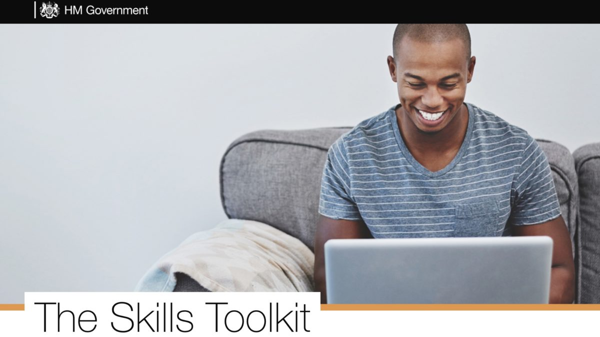 HM Government the Skills Toolkit