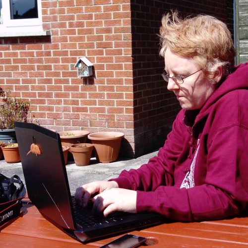 Profile picture of Clare Millar digital marketing trainee